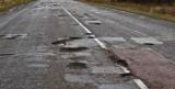 Укравтодор составил рейтинг областей Украины по площади разбитых дорог