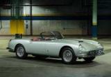 В США редким 59 продают-летний Ferrari кабриолет
