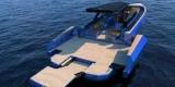 Итальянцы представили новую модель яхты-трансформера