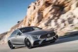 Объявлены цены на новый Mercedes-Benz CLS