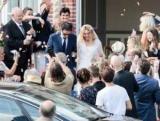 Ванесса Паради вышла замуж в первый раз