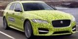 Jaguar вывел на тесты новый универсал (Видео)