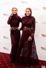 Viva! Самые красивые 2016: Вика и Слава из НЕАНГЕЛОВ пришли в хиджабахЭксклюзив