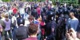 В России начались задержания на антикоррупционных митингах