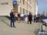 Совершено вооруженное нападение на офис ФСБ в Хабаровске: СМИ опубликовали кадры с места событий