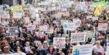 В Москве прошел многотысячный митинг
